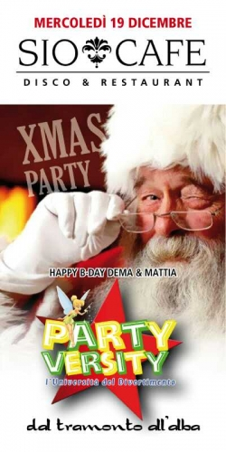 PARTYversity & songs OPEN BAR @ Sio Caf�