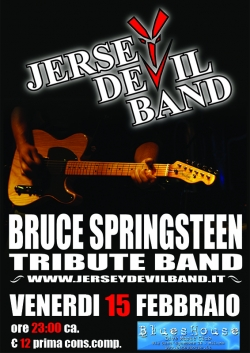 SPRINGSTEEN by JERSEY DEVIL BAND