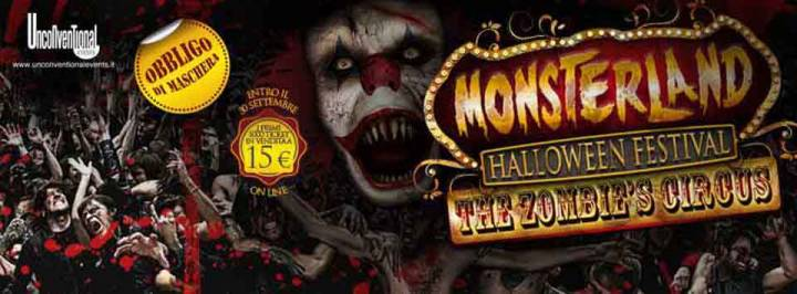 MONSTERLAND HALLOWEEN 2014