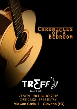Chronicles of a bedroom (duo acustico cantautorale) @ Treff