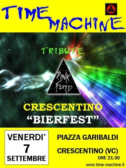 TIME MACHINE - A PINK FLOYD TRIBUTE