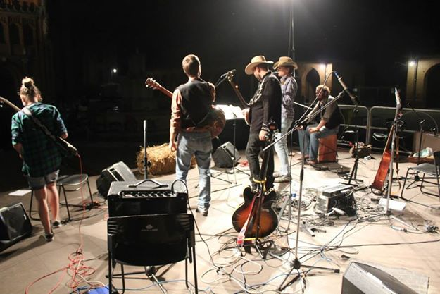 Concerto country-folk con la JSM band