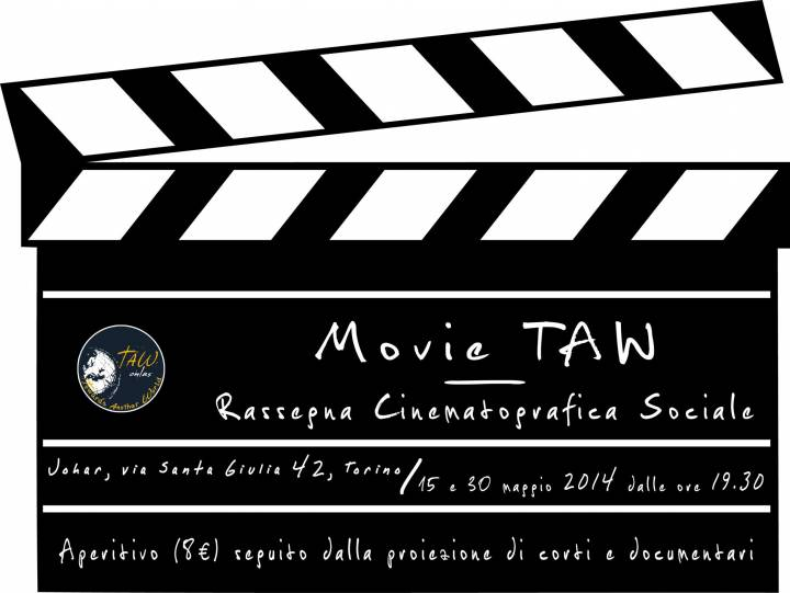 Movie Taw (rassegna cinematografica sociale) @ Johar