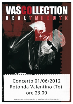 VasCollection Real Tribute Live @ Rotonda Valentino