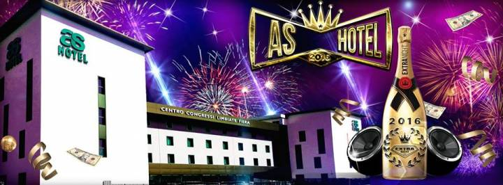 +++++ CAPODANNO AS HOTEL LIMBIATE (4 STELLE) ++++