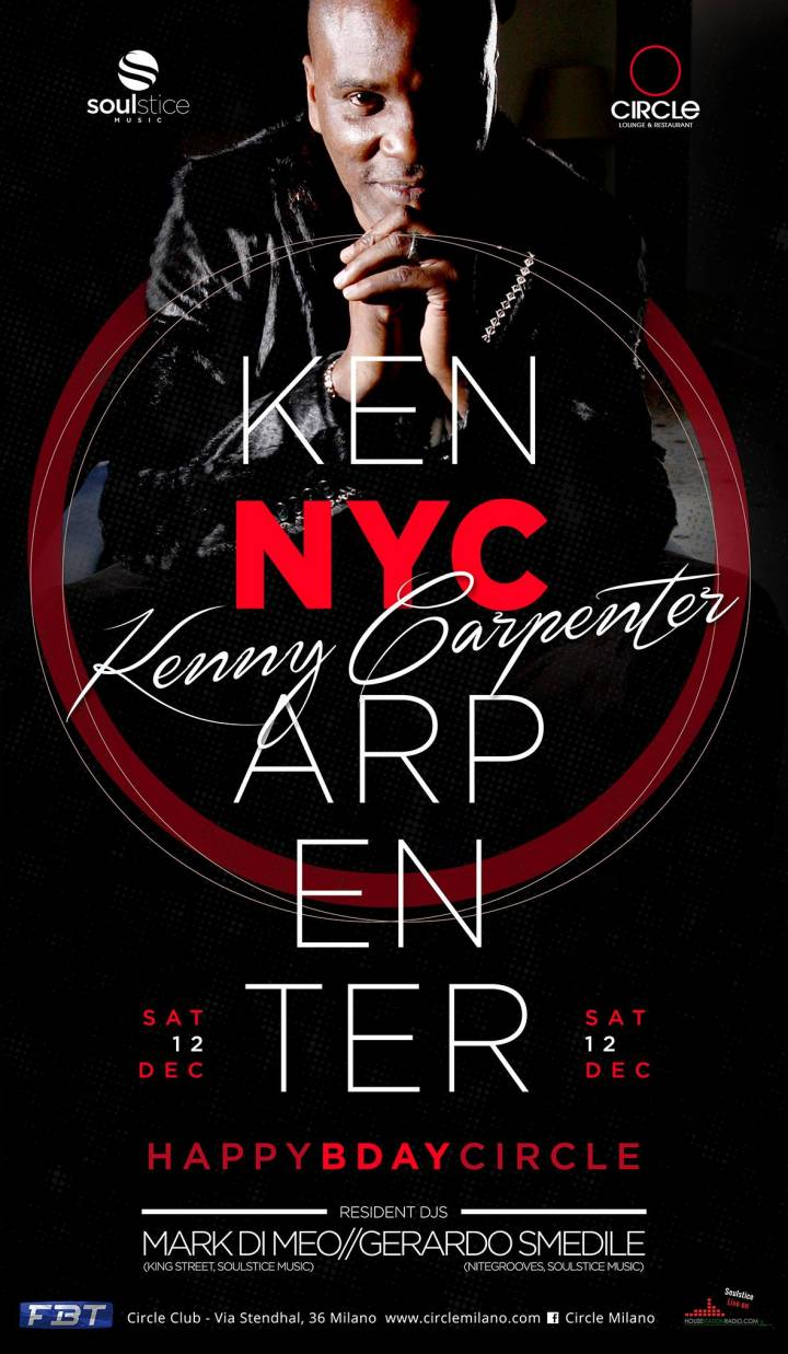 House of Vibes special Guest Kenny Carpenter