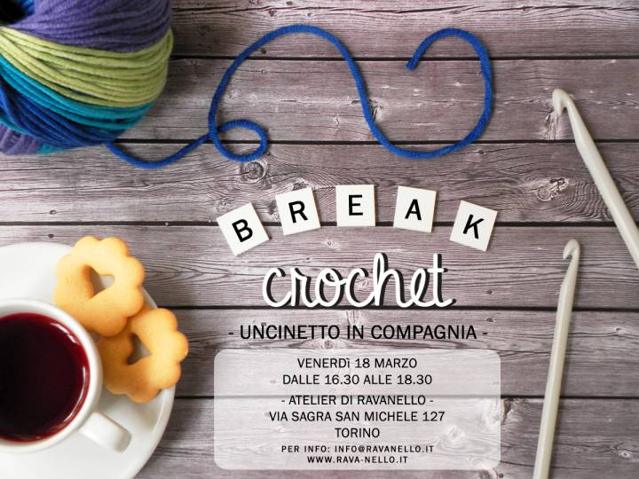 Break Crochet- Uncinetto in Compagnia