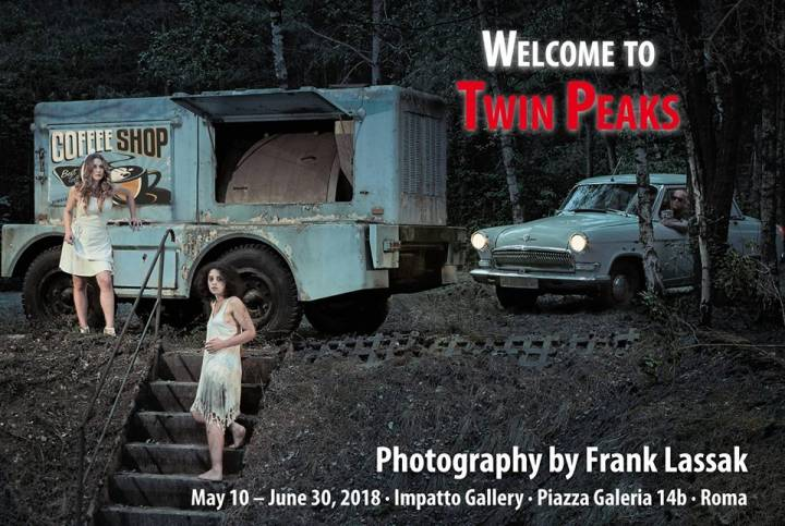 Welcome to Twin Peaks - mostra fotografica di Frank Lassak