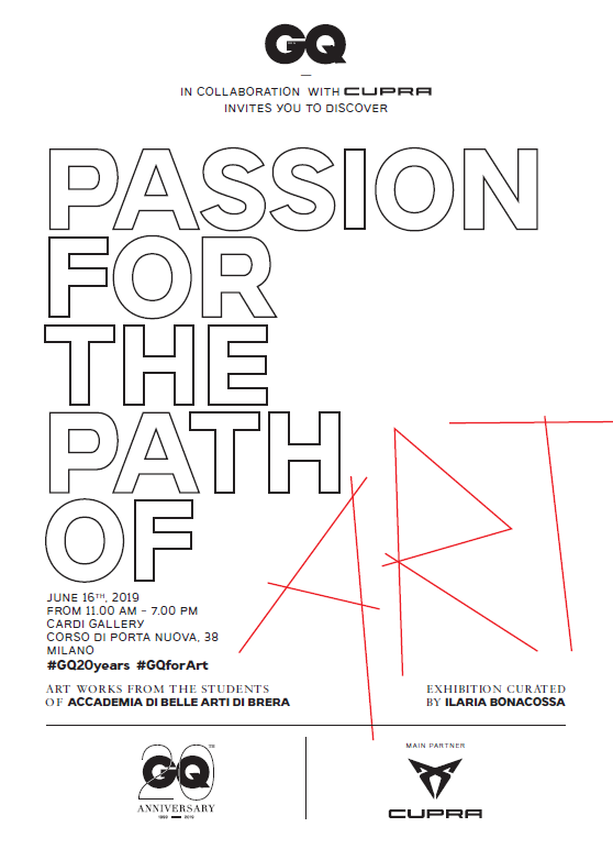 «PASSION FOR THE PATH OF ART»